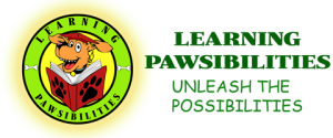 Learning Paws Header logo